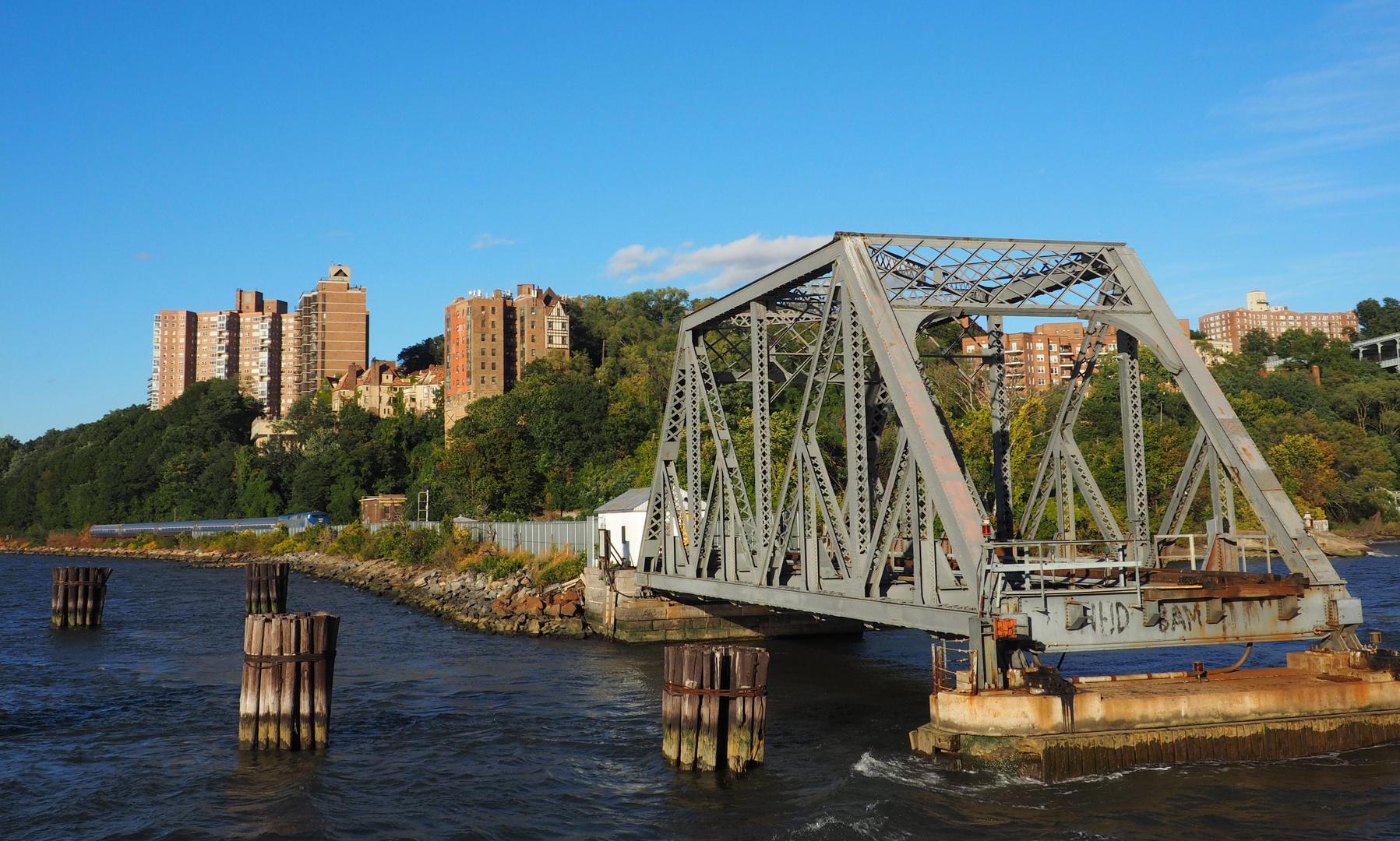 Schwenkbrücke New York