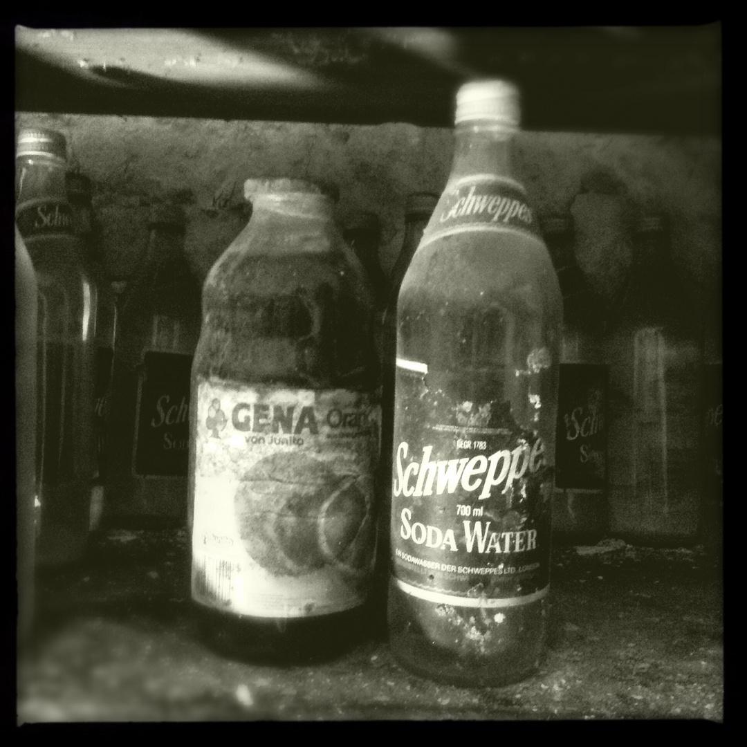 Schweppes - Soda Water II