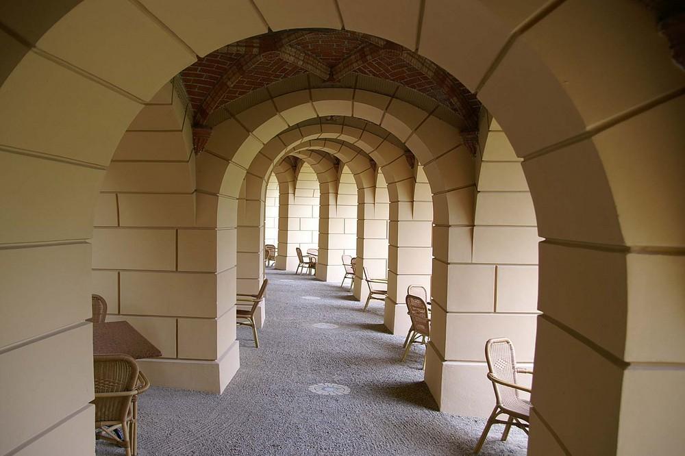 Schwerin; Schloss; Gewölbe