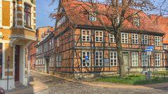 Schweriner City (Nebenstraßen)