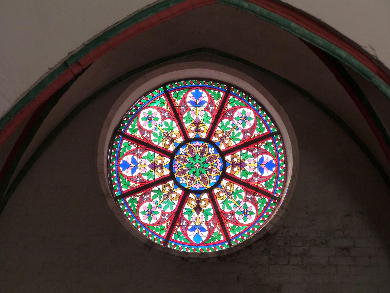 Schweriner Domfenster