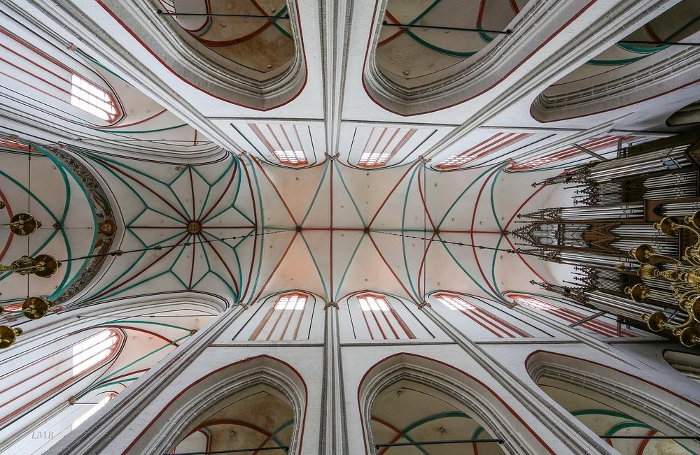 Schweriner Domgewölbe
