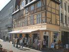 Schweriner Markt, unten natürlich nordisch ..