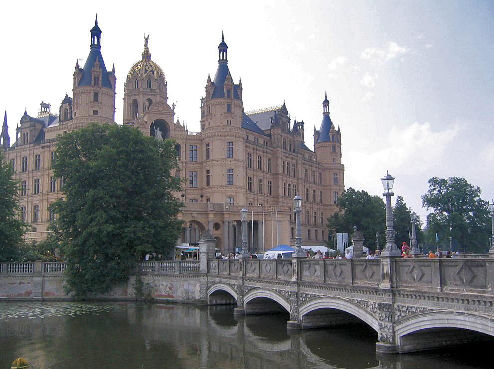 Schweriner Schloss (I)