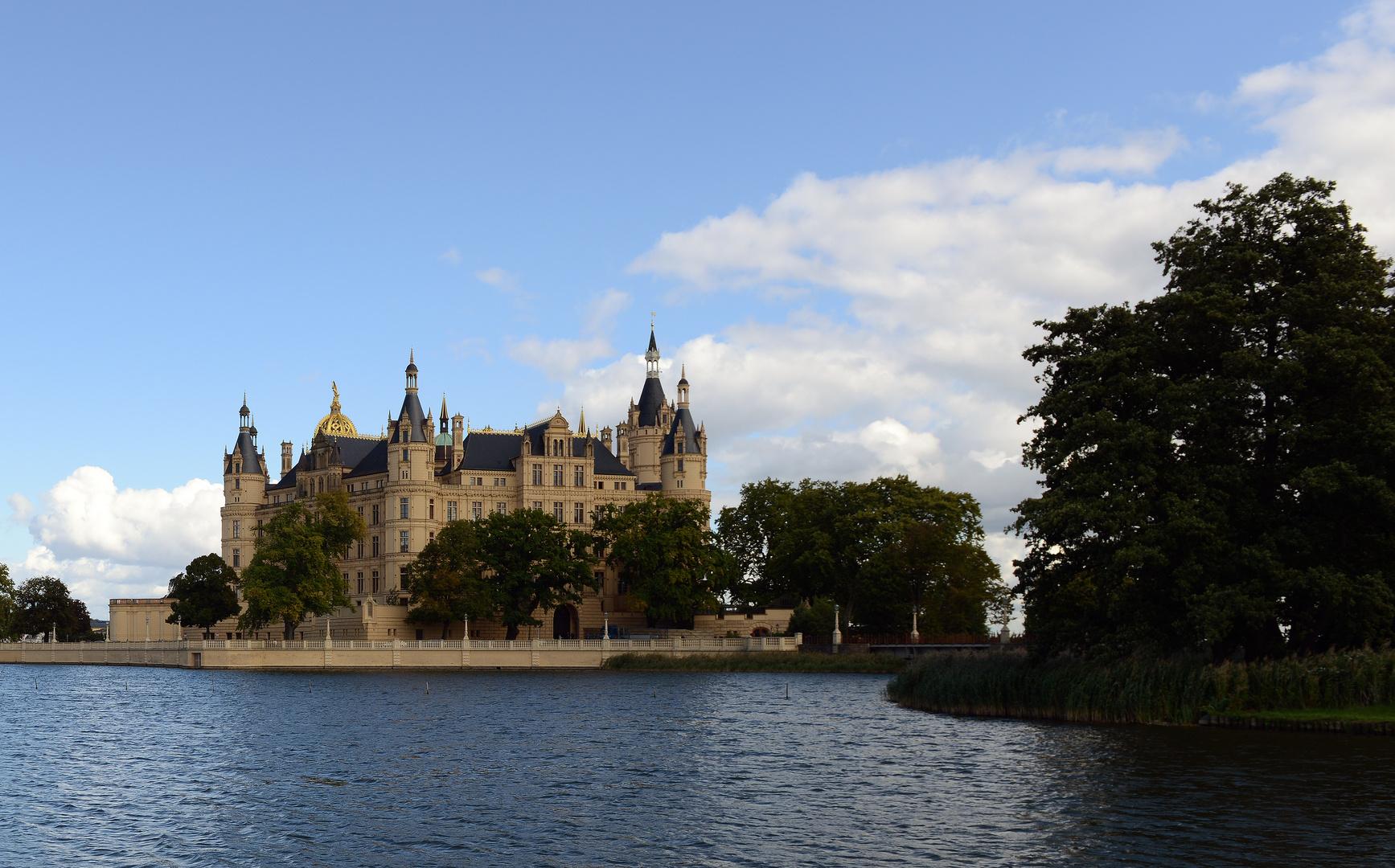 Schweriner Schloss III