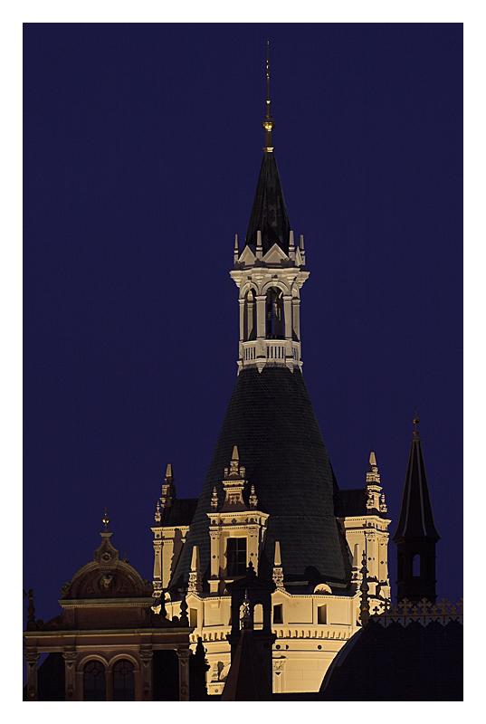 Schweriner Schloss @ Night II