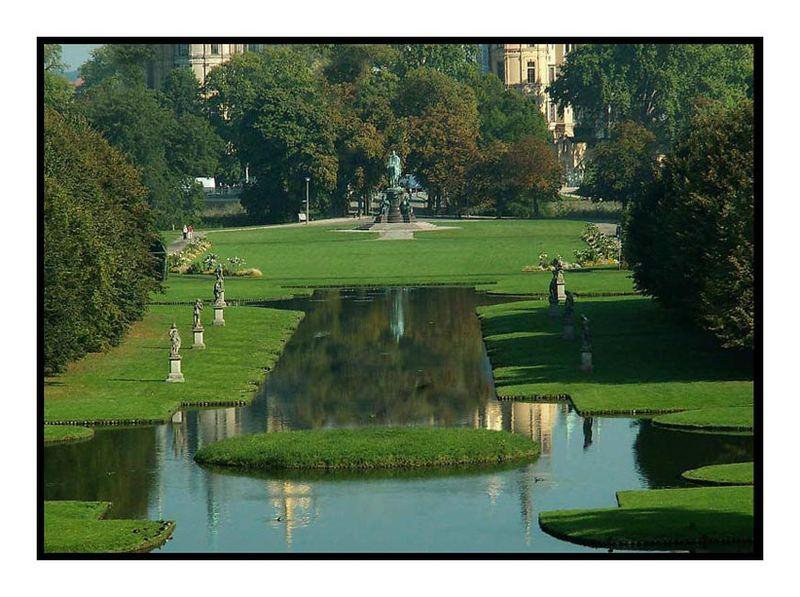 Schweriner Schlossgarten