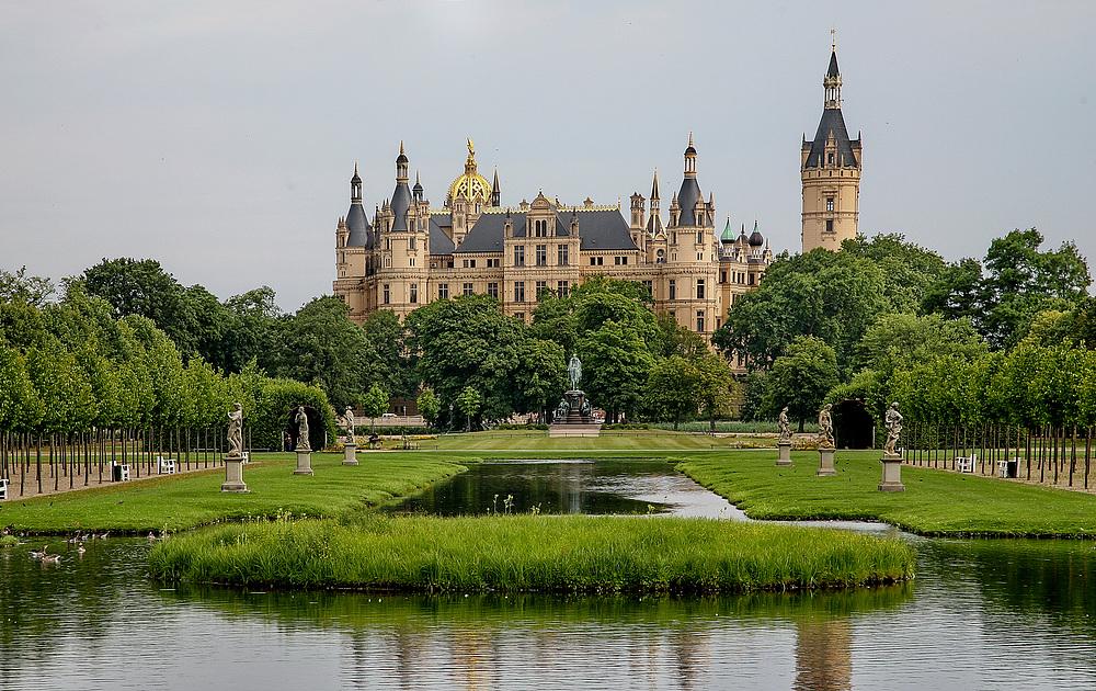 Schweriner Wasserschloss