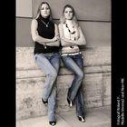 Schwestern in BLUE Jeans