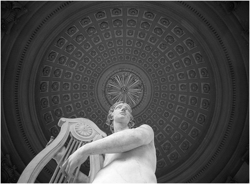 Schwetzingen: Apollo mit der Lyra