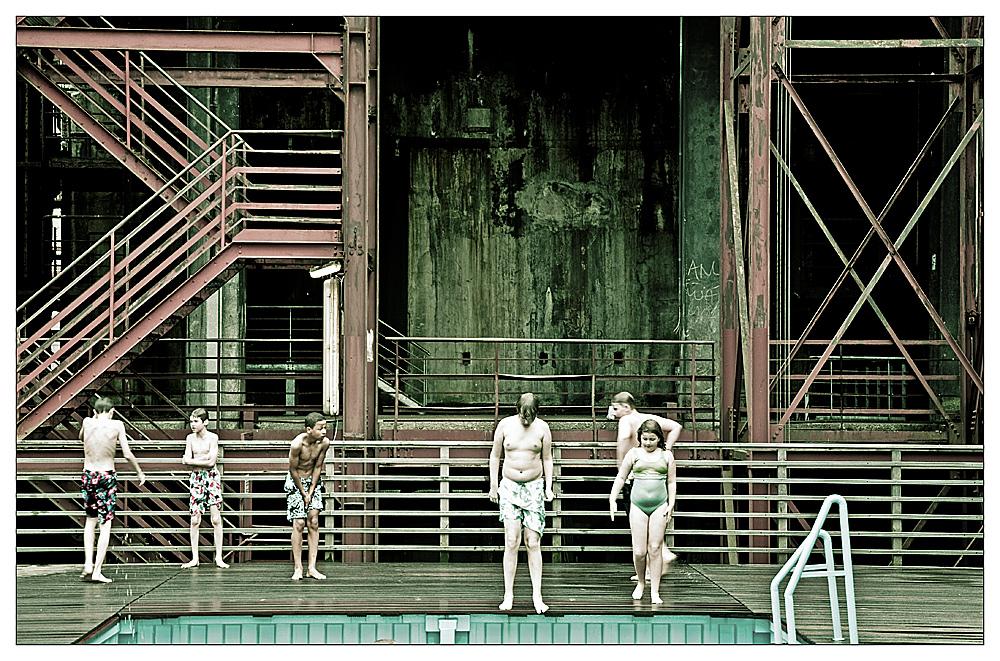 Schwimmbad II