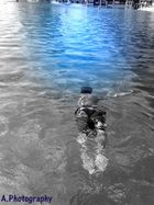 schwimmen....