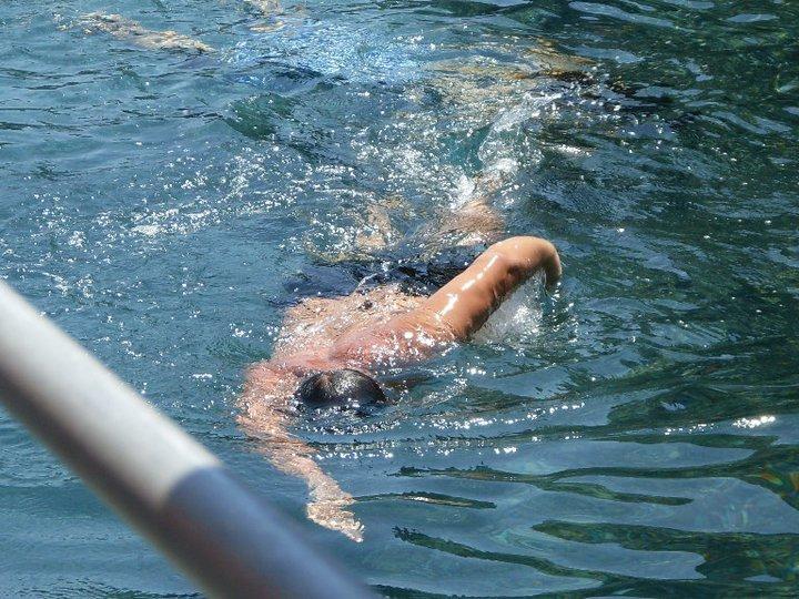 schwimmen :)