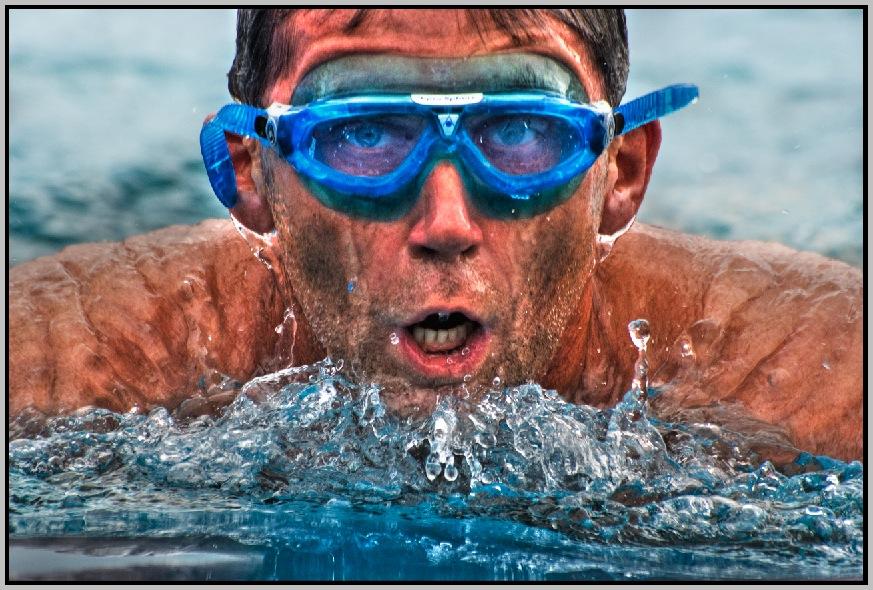Schwimmen - Triathlon im 25m Becken
