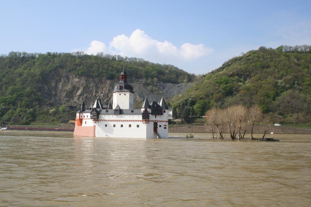 Schwimmende Kirche