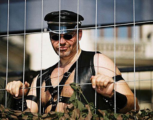 Schwuler hinter Gittern