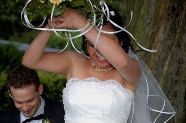 Schwungvoll in die Ehe *:o))