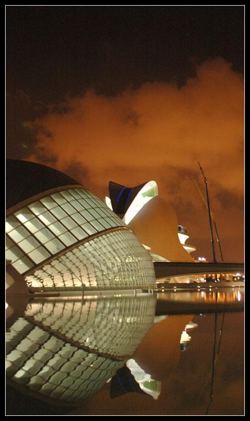 Science City | Valencia (Auditorium)