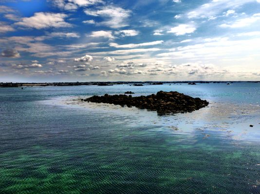 Scintillement de la mer