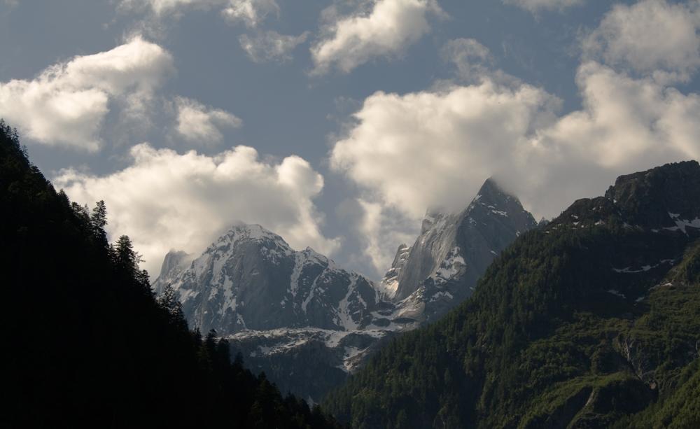 Sciora, Val Bregaglia
