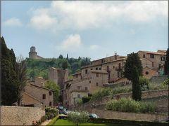 Scorciatoia a Assisi