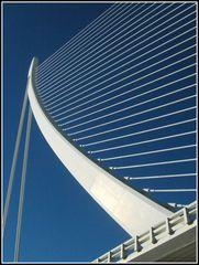 Scorcio del ponte de l'Assut de l'Or 2