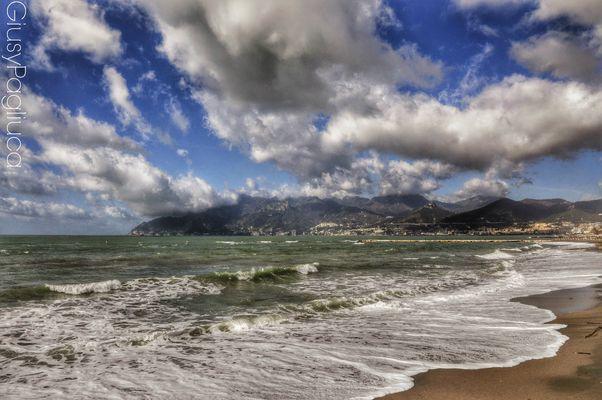 """Scorcio della """"Divina costiera d'Amalfi"""""""