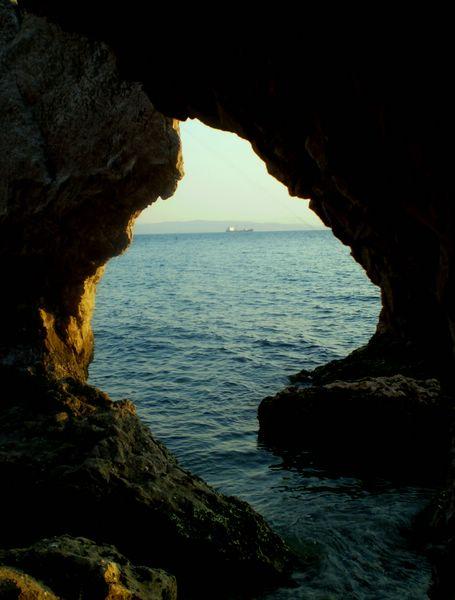 Scorcio sul Golfo di Trieste