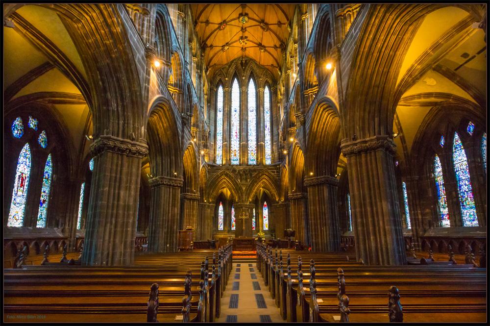 Scotland / Glasgow Cathedral /