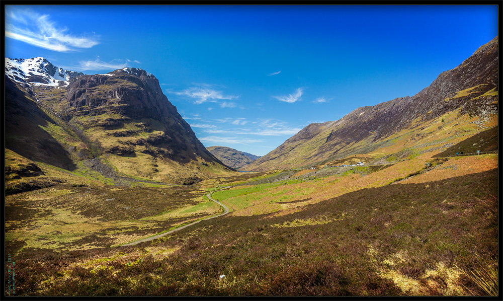 Scotland - Glen Coe