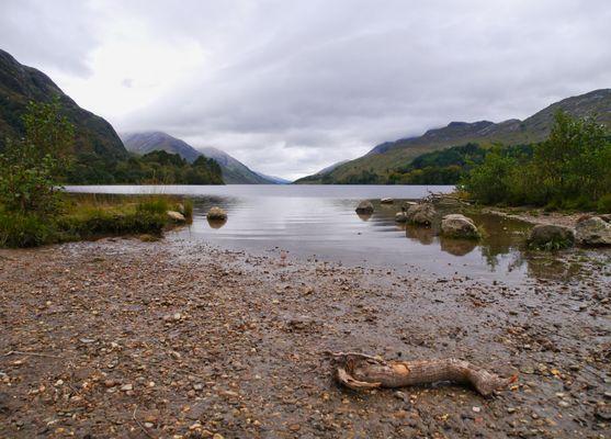 Scotland - Herbst 2013