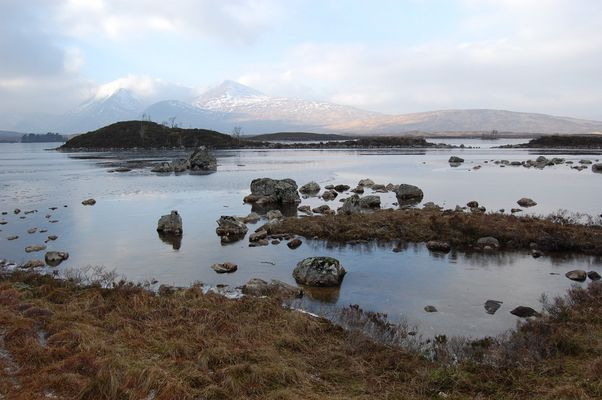 Scotland's loch