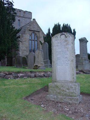 Scots Grave