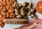 Scottish Breakfast ohne Black Pudding