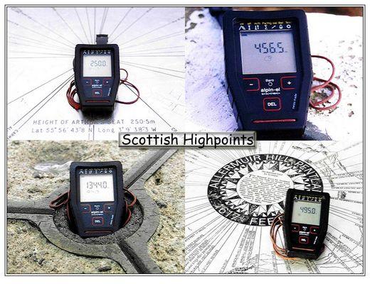 Scottish Highpoints