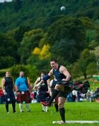 Scottish War Dance