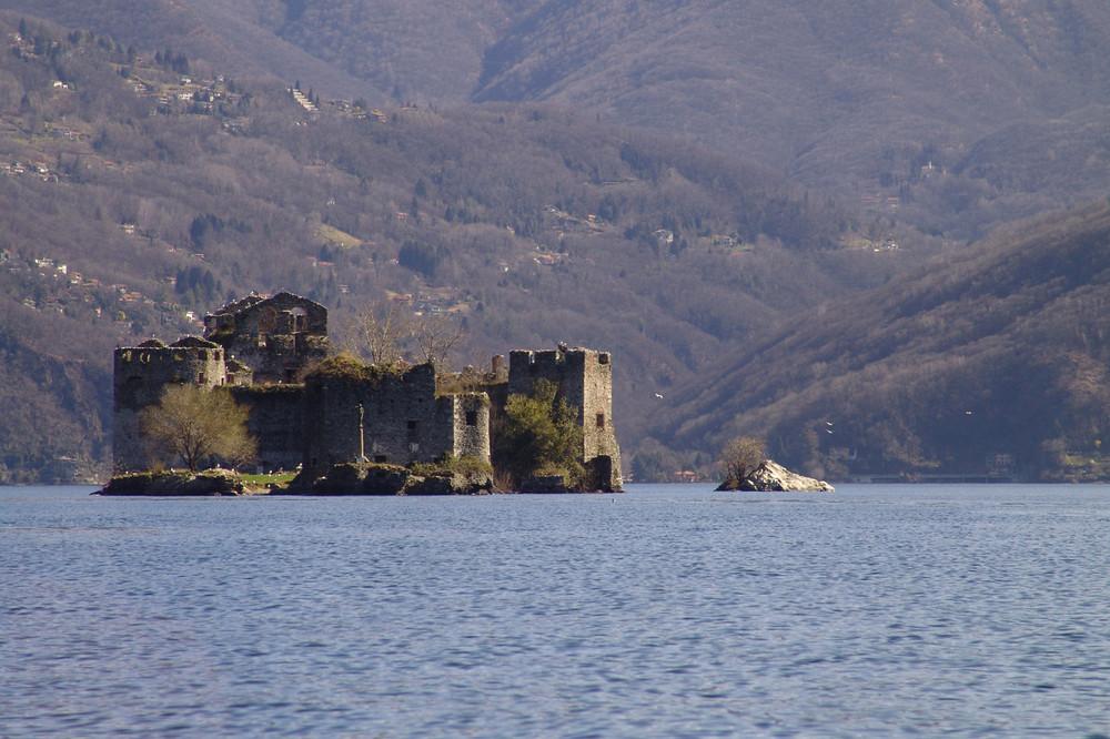 Scozia? No lago Maggiore!