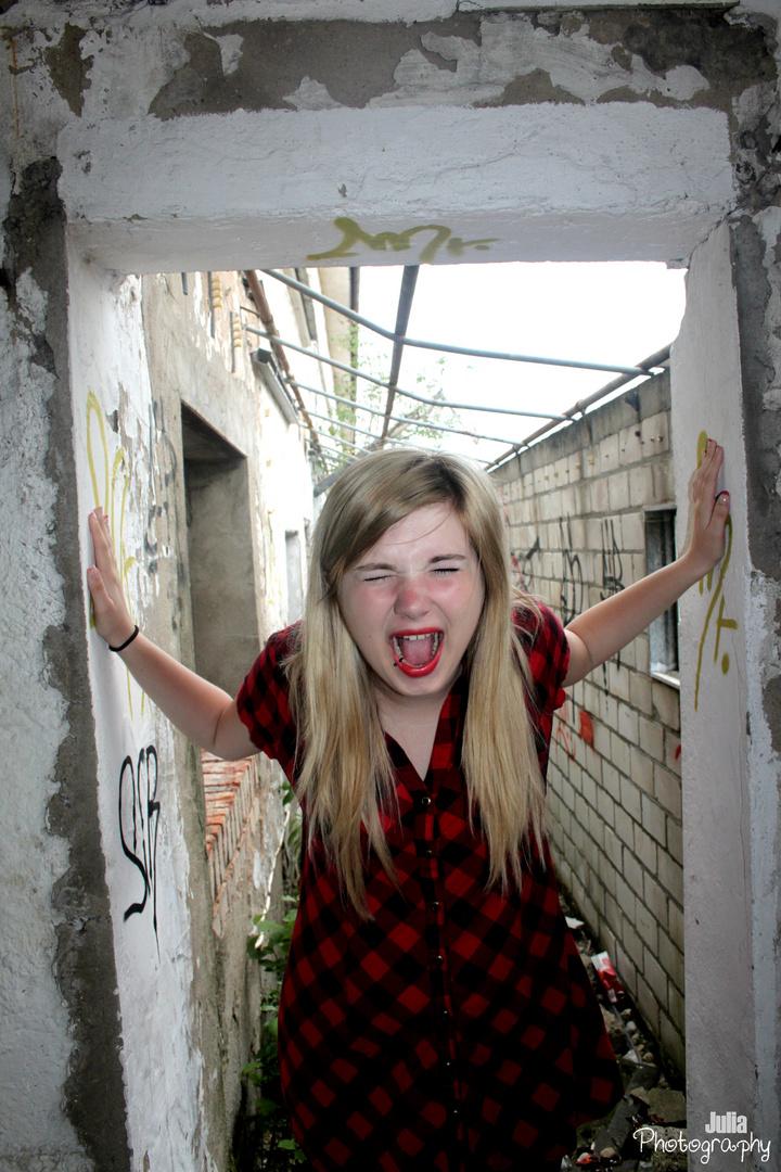 Scream !