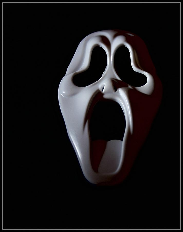 scream ...