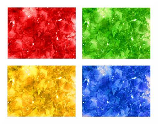 Screaming colors