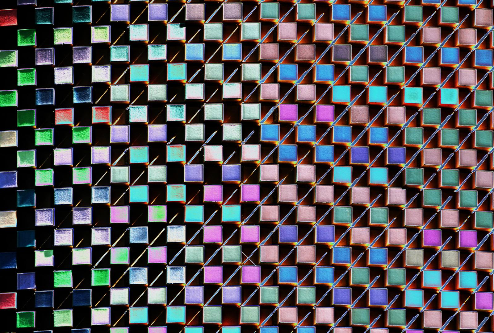 Screenshot mit Pixelfehlern - die Dunkle Seite breitet sich aus