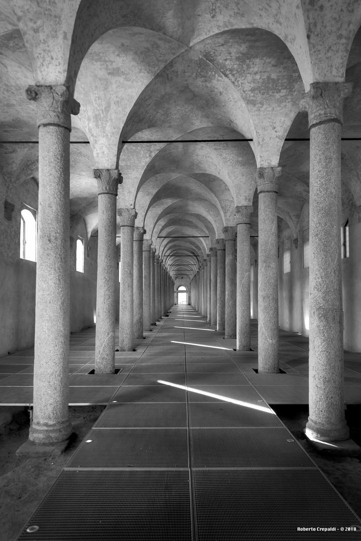 Scuderia di Ludovico, Vigevano