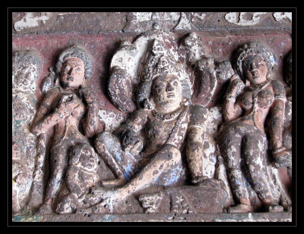 Sculpture classée UNESCO