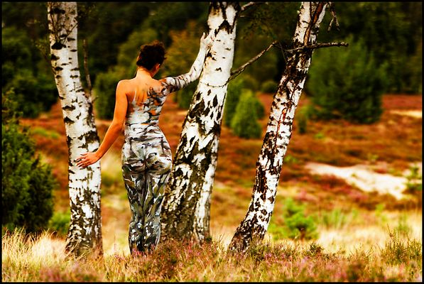 sculpture in nature
