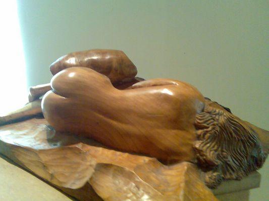 sculture de nue