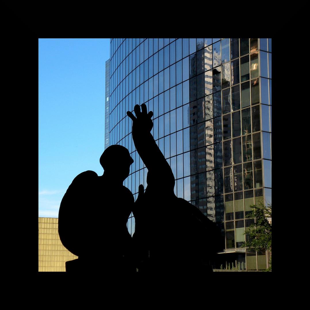sculture et architecture