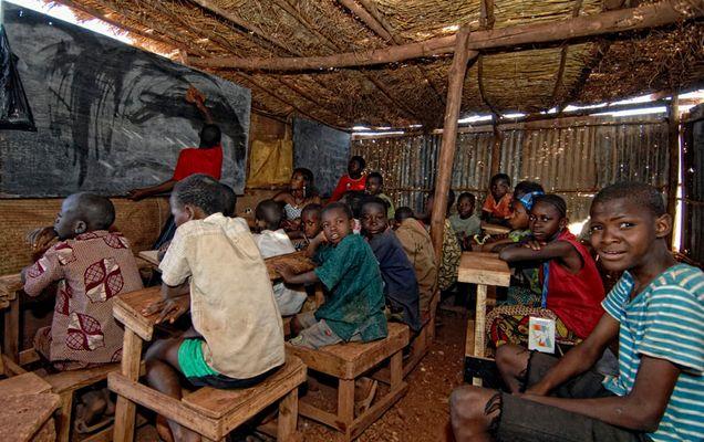 Scuola della Pace a Daudabougou-4
