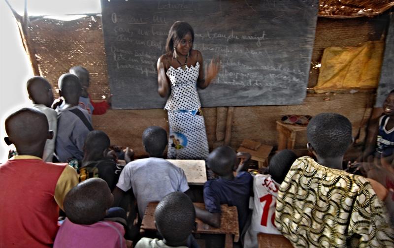 Scuola della Pace a Daudabougou-5