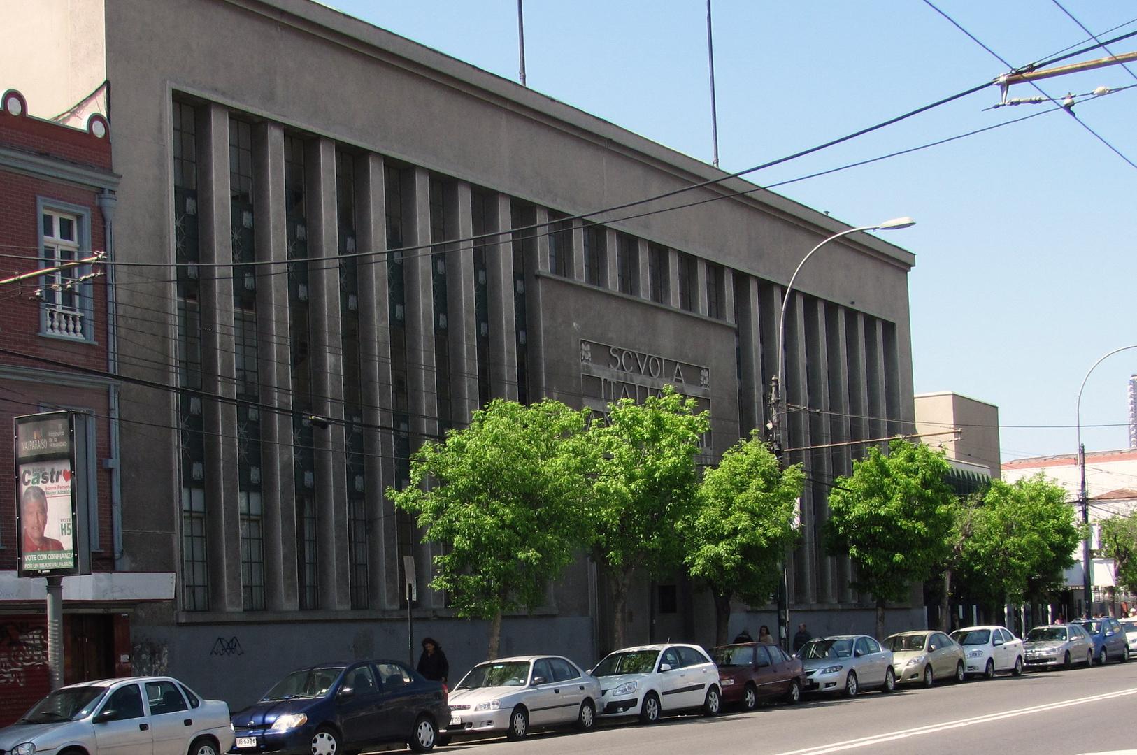 Scuola Italiana - Valparaíso