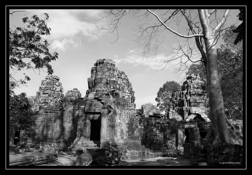 se perdre encore à Angkor...